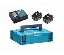Набор: BL 1850B 18V 5,0Ah Li-ion 2шт + DC 18RC MAKITA MKP1RT182
